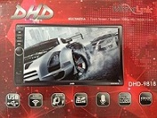 HEAD UNIT TV MOBIL DOUBLE DIN DHD-9818 MIRRORLINK ANDROID FULL HD