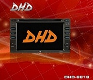 HEAD UNIT TAPE MOBIL TV MOBIL DOUBLE DIN DHD-9818