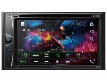 HEAD UNIT TAPE TV MOBIL DOUBLE DIN PIONEER AVH-G115DVD