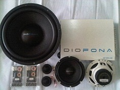 PAKET SQ AUDIO MOBIL DIOFONA ALTITUDE SERIES BY VOX RESEARCH