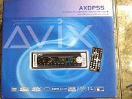 single dvd player Avix AXDP-55