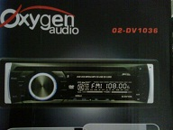single dvd player oxygen o2-dv1036