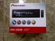 single dvd player pioneer DVH-335UB