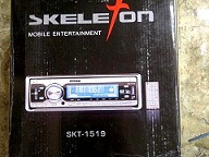 single dvd player Skeleton SKT-1519