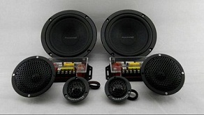 SPEAKER SPLIT 3 WAY VOX ALTITUDE AT6.3V4 by VOX RESEARCH