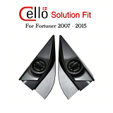 SPEAKER FULLRANGE CELLO SOLUTION FIT OEM TOYOTA FORTUNER 2007-2015