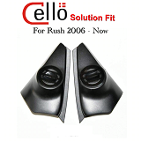 SPEAKER FULLRANGE CELLO SOLUTION FIT OEM TOYOTA RUSH or DAIHATSU TERIOS