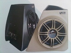 SUBWOOFER AKTIF LM AUDIO OEM TOYOTA NEW AVANZA or DAIHATSU NEW XENIA