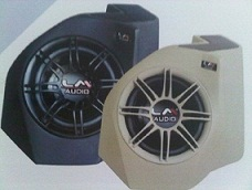 SUBWOOFER AKTIF LM AUDIO CUSTOM BOX OEM FIT TOYOTA RUSH or DAIHATSU TERIOS