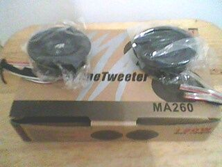 tweeter MA Audio MA260