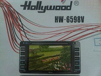 tv mobil doubledin oem for innova