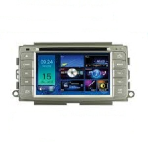 HEAD UNIT TV MOBIL DOUBLE DIN MTECH OEM TOYOTA AGYA or DAIHATSU AYLA FULL HD GPS