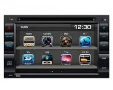 HEAD UNIT TV MOBIL DOUBLE DIN SKELETON SKT-8189