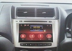 HEAD UNIT TV MOBIL DOUBLE DIN MTECH OEM TOYOTA NEW AVANZA, AVANZA VELOZ or DAIHATSU NEW XENIA