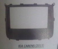 frame headunit tv mobil doubledin KIA New Carens