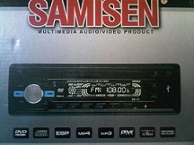 single dvd player samisen sm-101