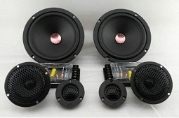 SPEAKER SPLIT COMPONENT VOX RESEARCH VR6.3PII