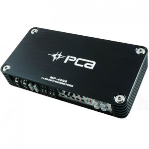 POWER AMPLIFIER MOBIL  PCA MP-4800 4CH